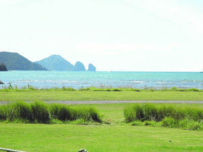 Photo for Beach Front - Rural Setting - Port Charles, Northern Coromandel