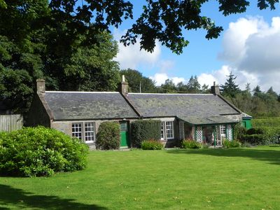 Photo for A Charming Period Family Cottage On The Edge Of The Cairngorms National Park