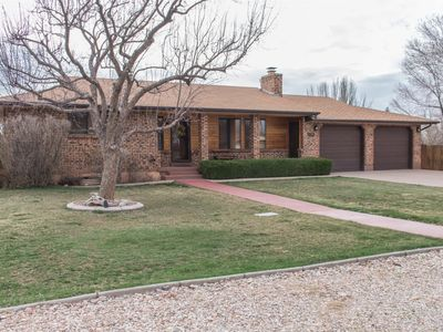 Photo for Great dog friendly home in the middle of town and close to all the action Parowan has to offer inclu