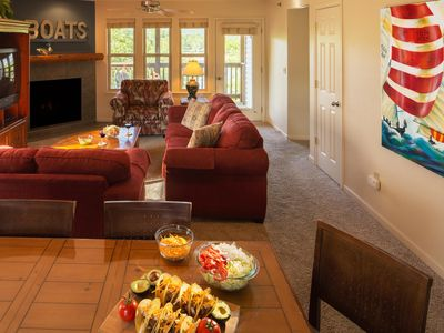 Photo for Luxury Family Suite w/ WiFi, Balcony, Resort Spa, Golf, Pools & Boat Rentals