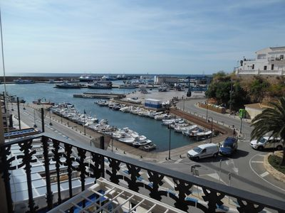 Photo for APARTMENT WITH VIEWS TO THE HARBOUR, WIFI_SAN ROC