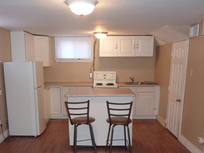 Photo for Contractors/Trades - Private Apt in Central Sarnia (Pet Friendly)