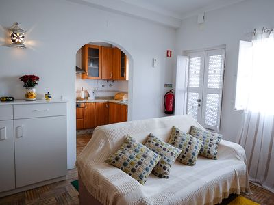 Photo for Town-House In The Centre Of Tavira With A/C And Wi-fi
