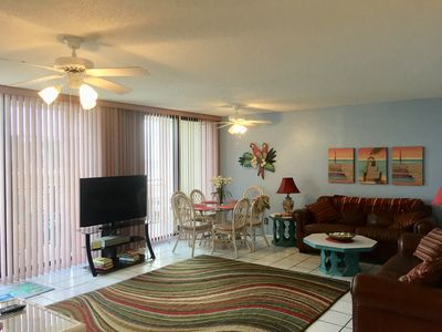 Photo for 3BR Condo Vacation Rental in New Smyrna Beach, Florida