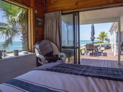 Photo for Couples retreat with panoramic views from bedroom.