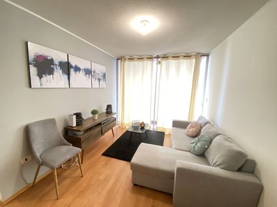 Photo for Apartment facing the sea, 15 minutes from Miraflores
