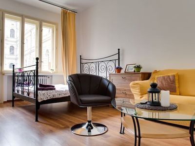 Photo for 2BR Apartment Vacation Rental in Prague, Prague