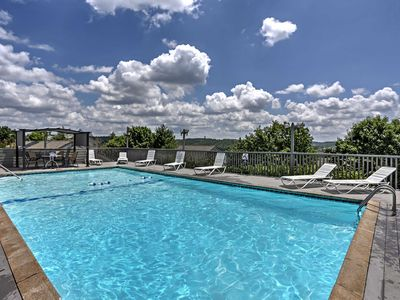 Photo for Lakefront Branson Condo w/ Balcony, Pool & Spa!