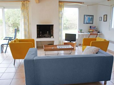 Photo for Vacation home Maison bleue in Crozon-Morgat - 5 persons, 2 bedrooms