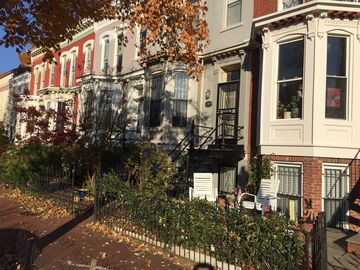 Embassy Row, Washington, District of Columbia, USA