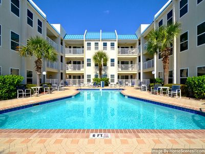 Photo for PoolSide Villas 304- A two bed Harbor Front Condo on Destin's Holiday Isle!!