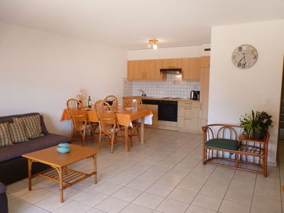 Photo for Apartment Le Cornalin No 2 in Ovronnaz - 4 persons, 1 bedrooms