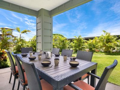 Photo for Aloha Condos, Pili Mai, Condo 12D, Garden View, AC