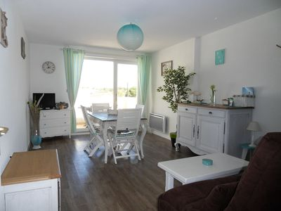 Photo for Ile d'Oleron holiday rental apartment ** terrace -parking clos