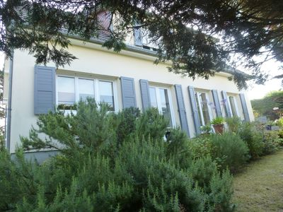 Photo for Detached house by the sea, spacious and comfortable, large enclosed garden