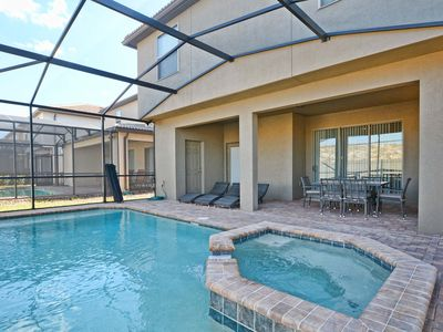 Photo for BRAND NEW WINDSOR AT WESTSIDE, GATED RESORT, KID THEMED ROOMS, JACUZZI, FREE WIFI!!