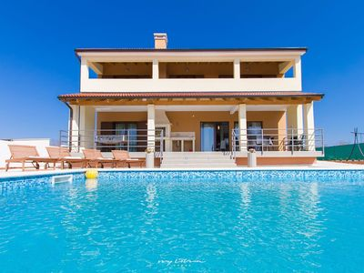 Photo for Lovely Villa with private pool near Rovinj