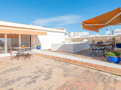 Photo for Central Apartment with Roof Top Terrace