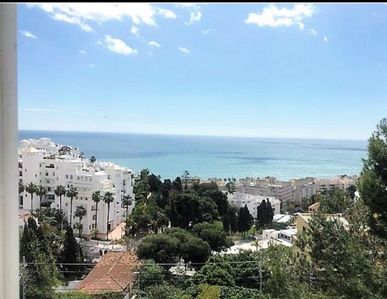 Photo for TORREMOLINOS:: 3 bedroom APT Great Sea Views and Only 5-7 Min Walk to Beach