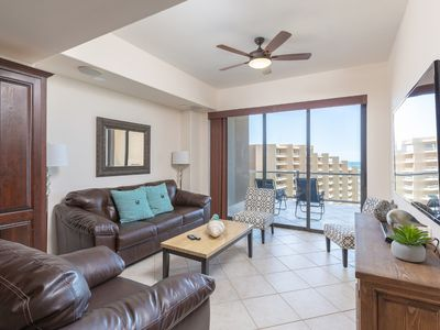 Photo for Beautiful Remodeled Las Palomas 2 Bedroom! Perfect beach getaway for couples