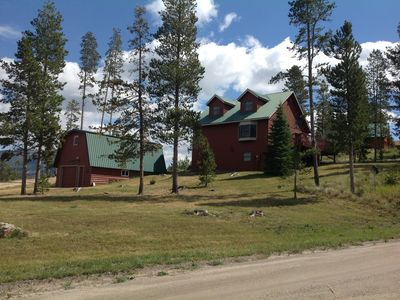 Photo for A Peaceful Mountain Home on Georgetown Lake Offering Relaxation and Enjoyment!