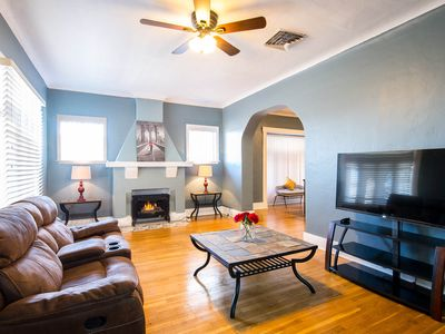 Photo for Heart of El Paso Beautiful Cozy home just off I-10