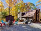 5BR Cabin Vacation Rental in Oakland, Maryland