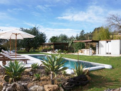 Photo for Luxury finca in Santa Gertrudis. Incredible views and location.