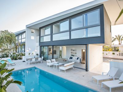 Photo for Villa Charlize, Luxury and Contemporary 3BDR Kapparis Villa with Private Pool