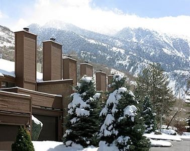 Located at the mouth of Little Cottonwood Canyon,  7 miles from Snowbird/Alta
