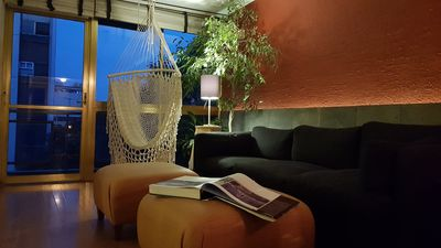Photo for Condesa/Roma Prime location,Mexican style 2br flat