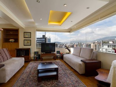 Photo for Magnificent Pent House breathtaking view