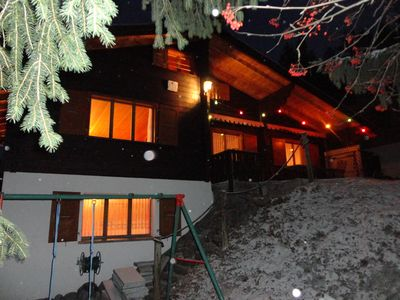 Photo for Holiday house for 10 guests with 140m² in Grächen (92223)