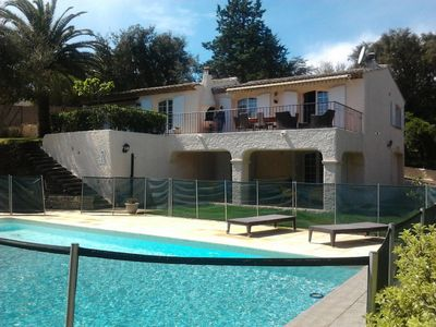 Photo for Holiday house Ramatuelle for 1 - 10 persons with 5 bedrooms - Holiday house