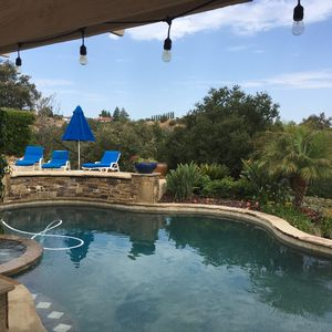 Photo for Great pool home with view in Westlake
