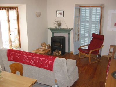 Photo for Quaint Holiday Home in La Brigue with Fireplace
