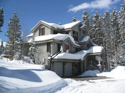 Boulder Ridge Lodge - Winter - Breckenridge Lodging