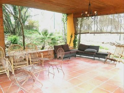 Photo for House with pool near Sitges