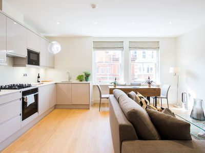 Photo for Sweet Fitzrovia I - One Bedroom Apartment, Sleeps 4