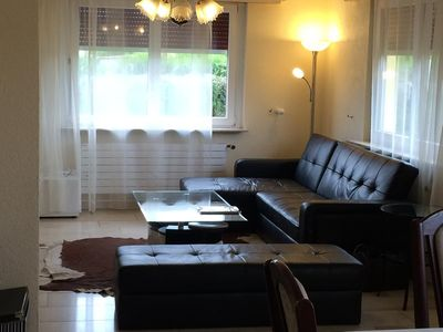 Photo for Spacious Family Home (Basel - 15min) - 7 rooms, 210 m2, residential area