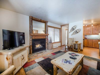 Photo for Rustic 1-Bedroom Condo at Hidden Creek near Canyons Village