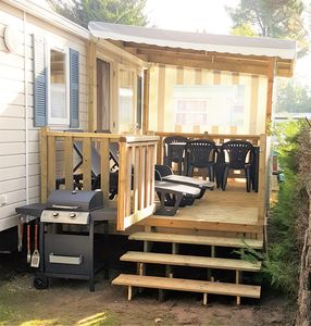 Photo for Mobile home 1-4 people capacity