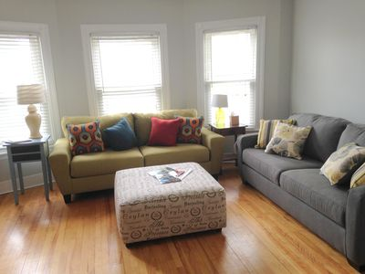Photo for Perfectly Located, Spacious 3 Bdrm-close To Willard Beach, Fort Williams Park