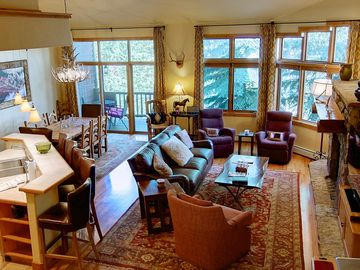 Waterstone Townhomes, Steamboat Springs, CO, USA