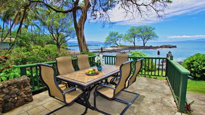 Photo for Makena Makai - 3 Bedroom Oceanfront villa--from $825.00/night