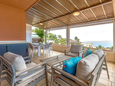 Photo for Ocean Views - Private Terrace + WiFi