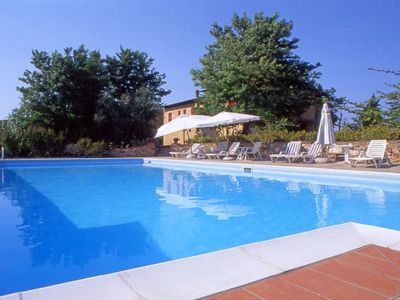 Photo for Apartment Cavignalla  in Gambassi Terme, Tuscany Chianti - 12 persons, 6 bedrooms