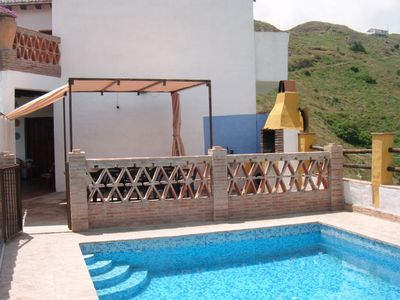 Photo for 6 bedroom holiday house in Almachar