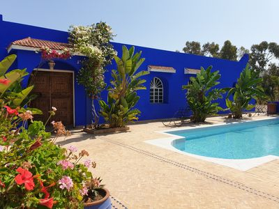Photo for VILLA BABOUCHE ESSAOUIRA 8/10 PEOPLE