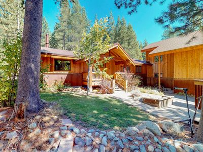 Photo for Rustic home near skiing, hiking, biking, and Olympic Village!